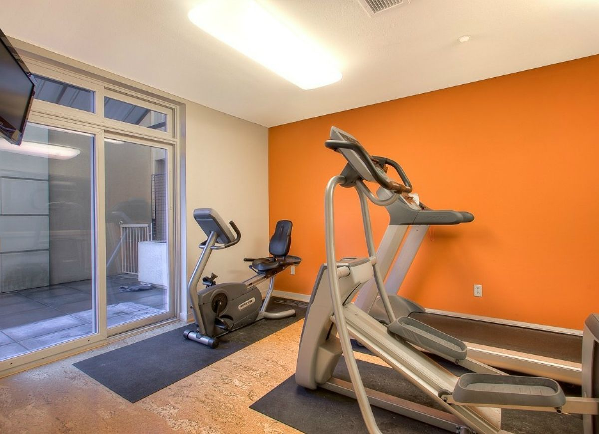 New Home Gym Paint Colors