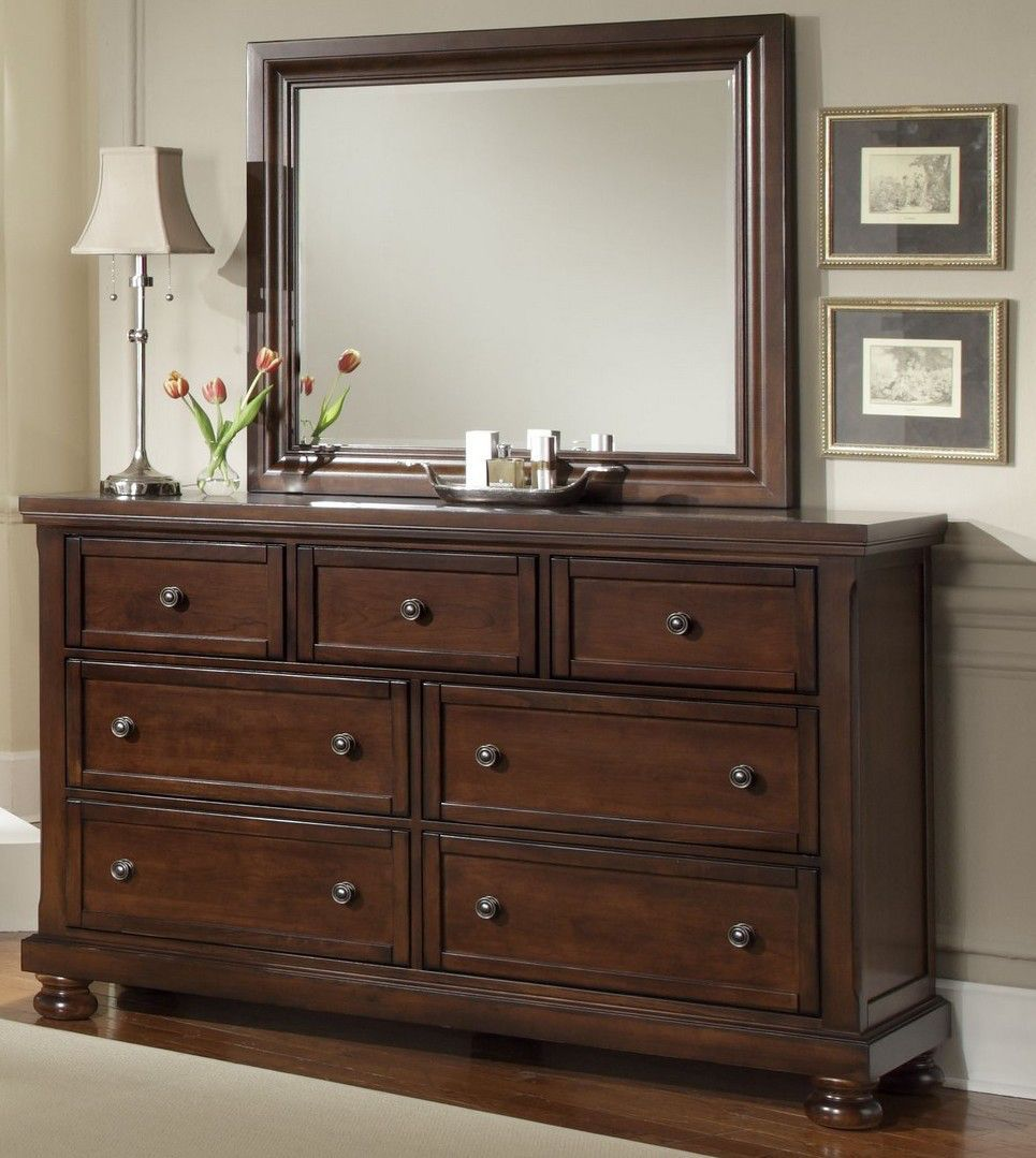 For Vaughan Bett Furniture Company Reflections Triple Dresser And Other Bedroom Dressers At Kittle S In Indiana