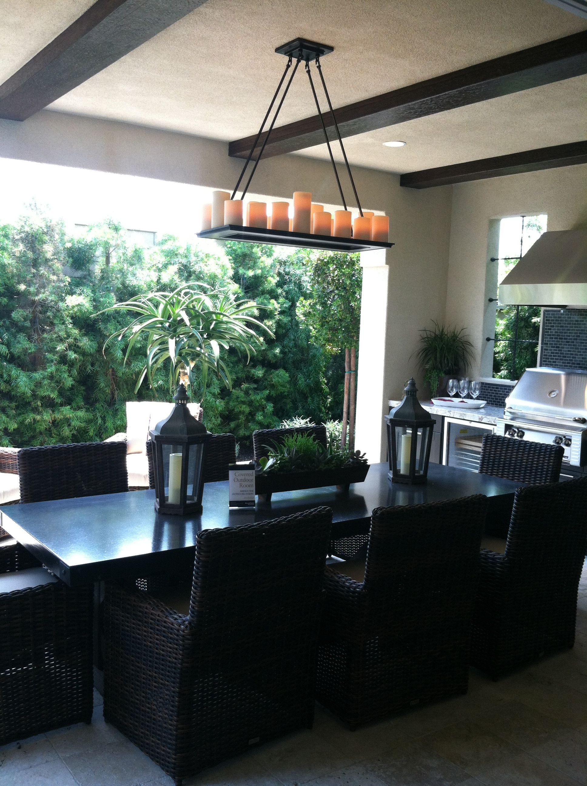 California room attached to family room Better than a loggia
