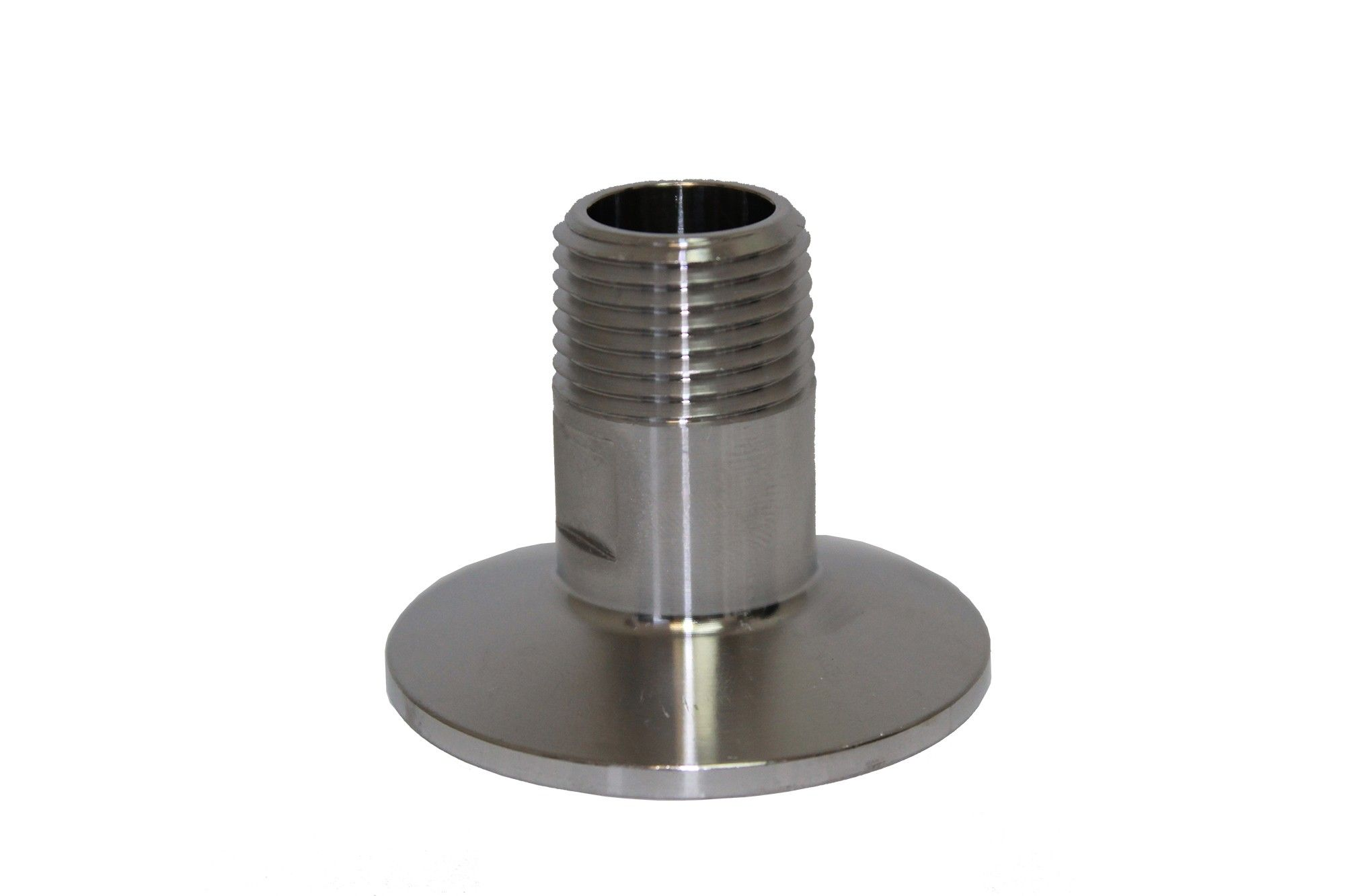 Stainless Steel Tri Clamp Fittings used in almost every mercial