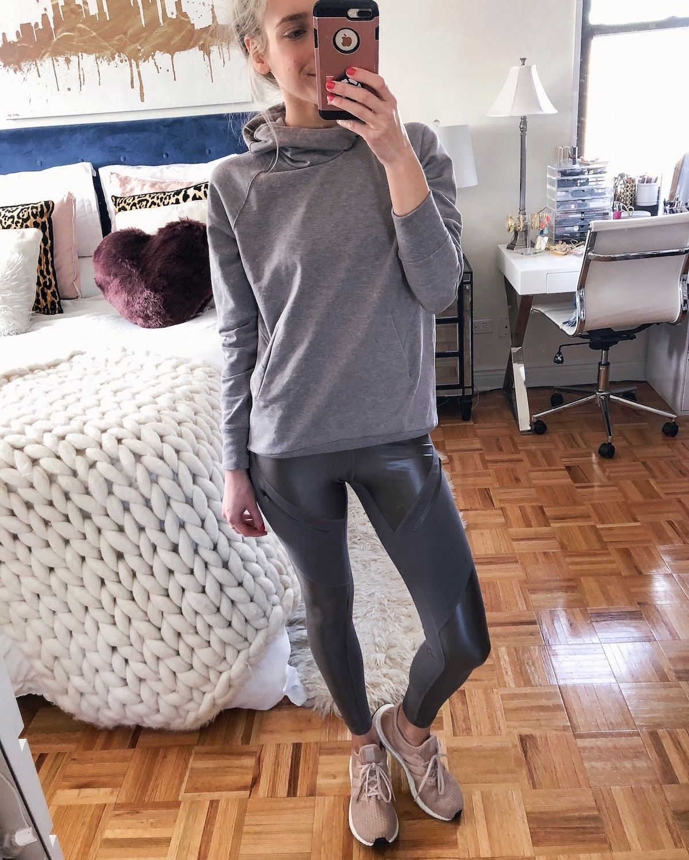 eeaf806814bbe Cute Comfy Gym Look Best Leggings, Sports Leggings, Gym Clothes Women,  Merino Wool