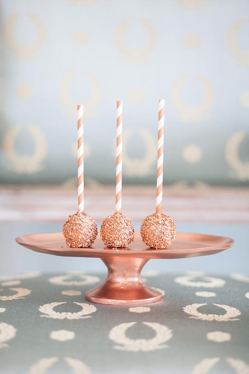 chopper, rose, mint wedding inspiration, cake pops, cookies ...
