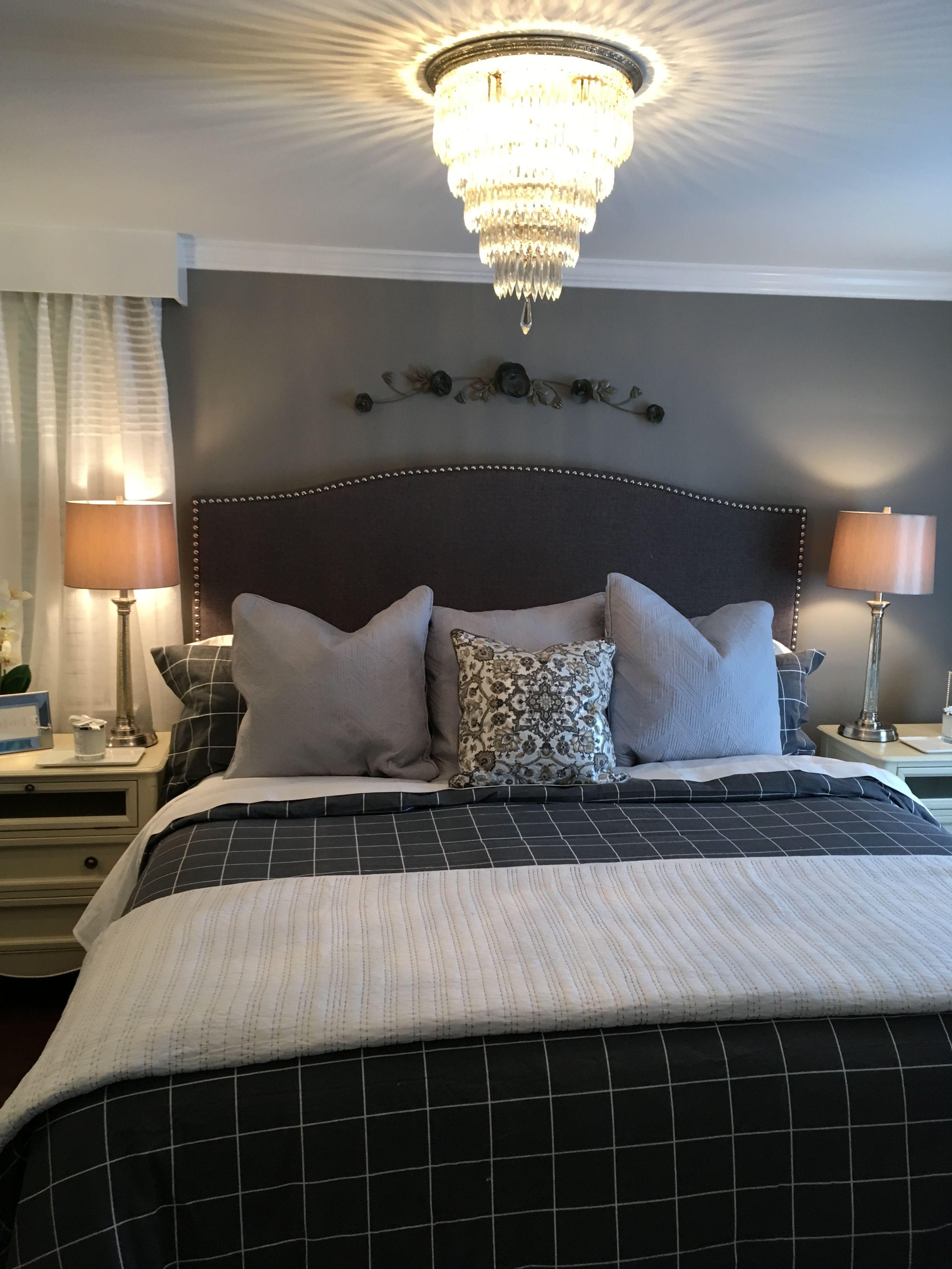Lina Crawford Design Master bedroom retreat