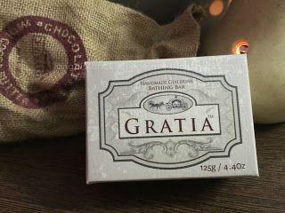 REVIEW: Gratia Handmade Glycerine Bathing Bar