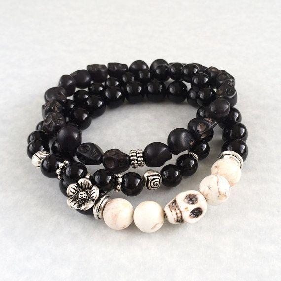 The rockin 'Vale' bracelet by fox+son on Etsy.