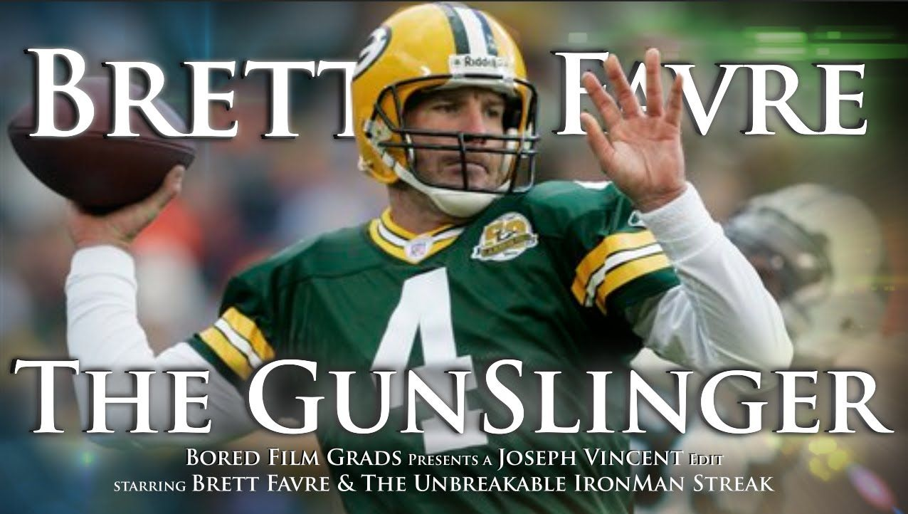 Brett Favre The Gunslinger Packers Baby Green Bay Packers Packers Fan