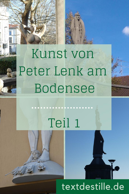 Kunstwerke Von Peter Lenk Am Bodensee Teil 1 Textdestille Bodensee Ausflug Nachtleben