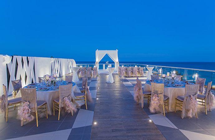 Azul Fives Weddings Romantique