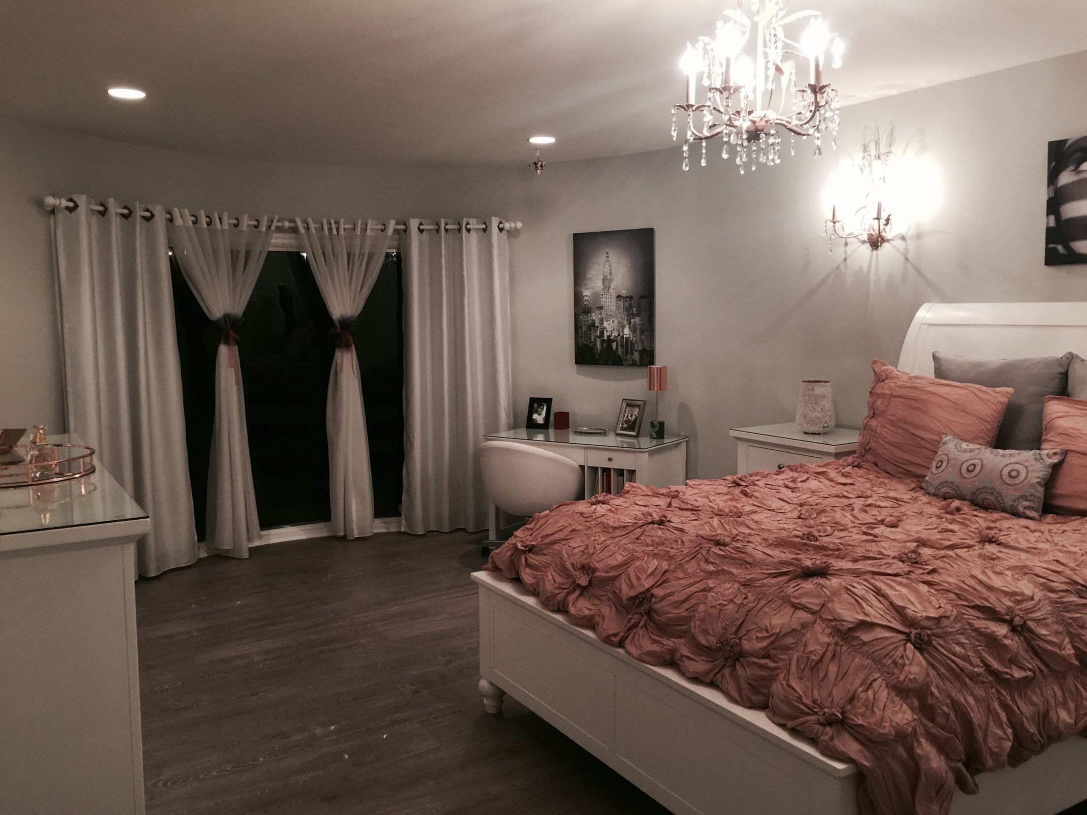 Teen bedroom  Gorgeous decor