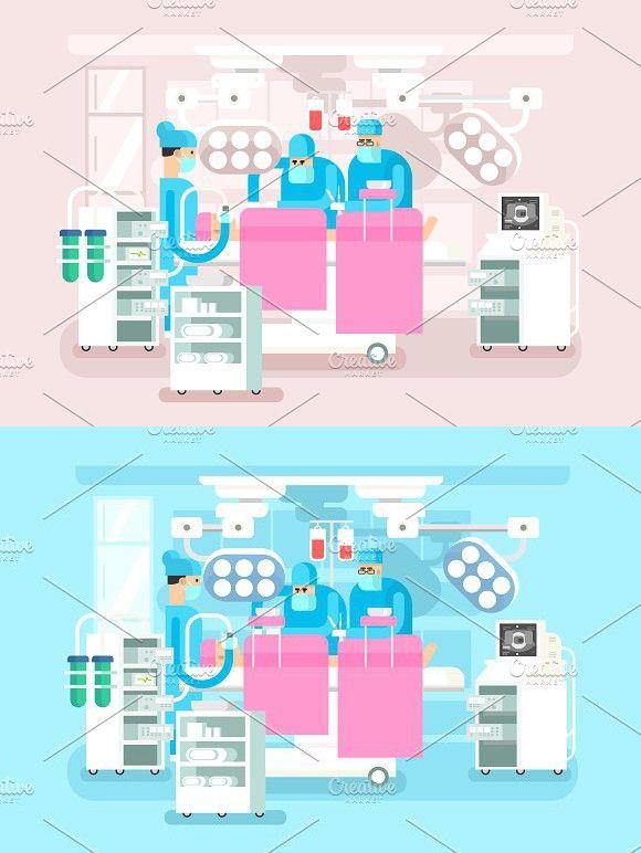 Operating Room Design: Room Design, Design, Operating Room