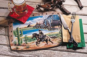 Old Western Theme Paper Placemats Western Theme Western Theme Party Themed Party Supplies