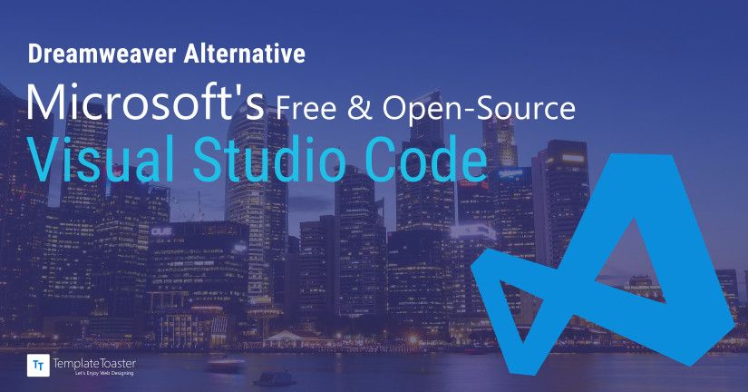 Dreamweaver Alternative: Microsoft Visual Studio Code – Free