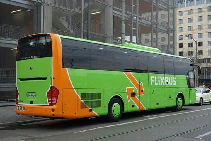 Pin En Autobuses