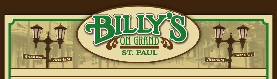 Billys on grand grands minnesota paul