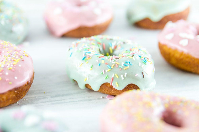 Ici vous trouverez la recette de donuts comme à New-York. Avec un pas à pas en image vous pouvez maintenant faire vos propres donuts!