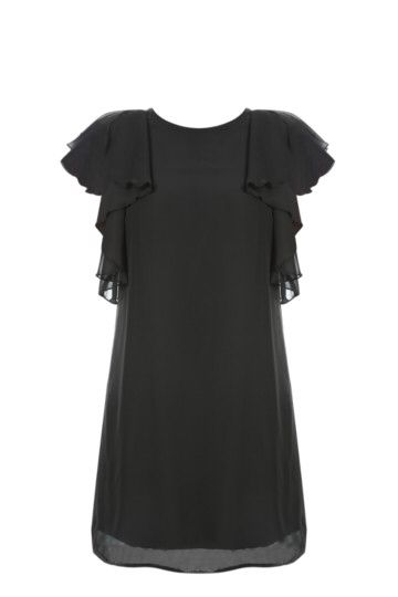 Ruffle Short Sleeve Shift Dress from Mr Price R149,99