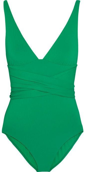 e4c46438494bf Melissa Odabash + Julien Macdonald Zara swimsuit on shopstyle.com ...