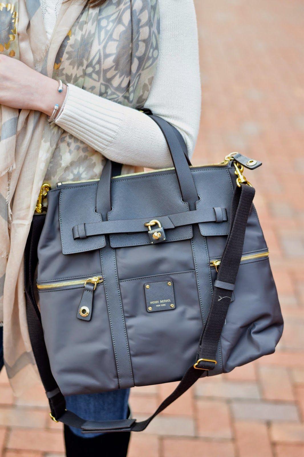 7c0788318e Henri Bendel Jetsetter bag as seen on Taylor Swift!