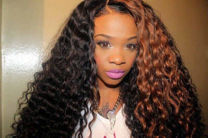 Princess Hair Shop Eurasian Deep Wavy ♥