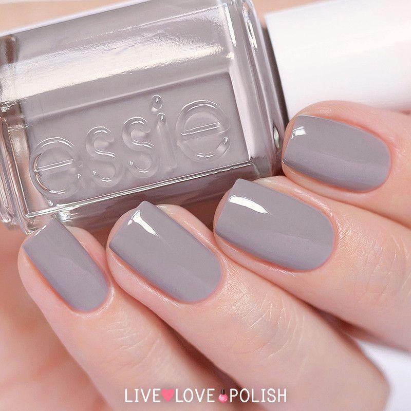 Nail Polish Nice Colors: Essie Chinchilly Nail Polish