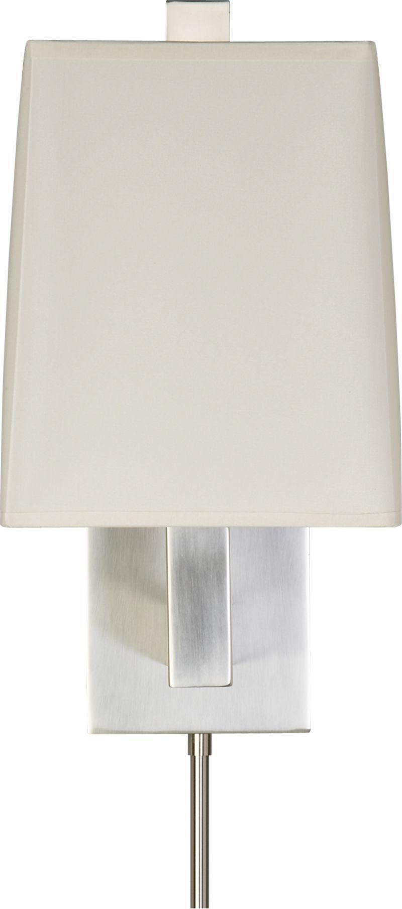 Led wall sconce lighting silver wall sconces pinterest wall