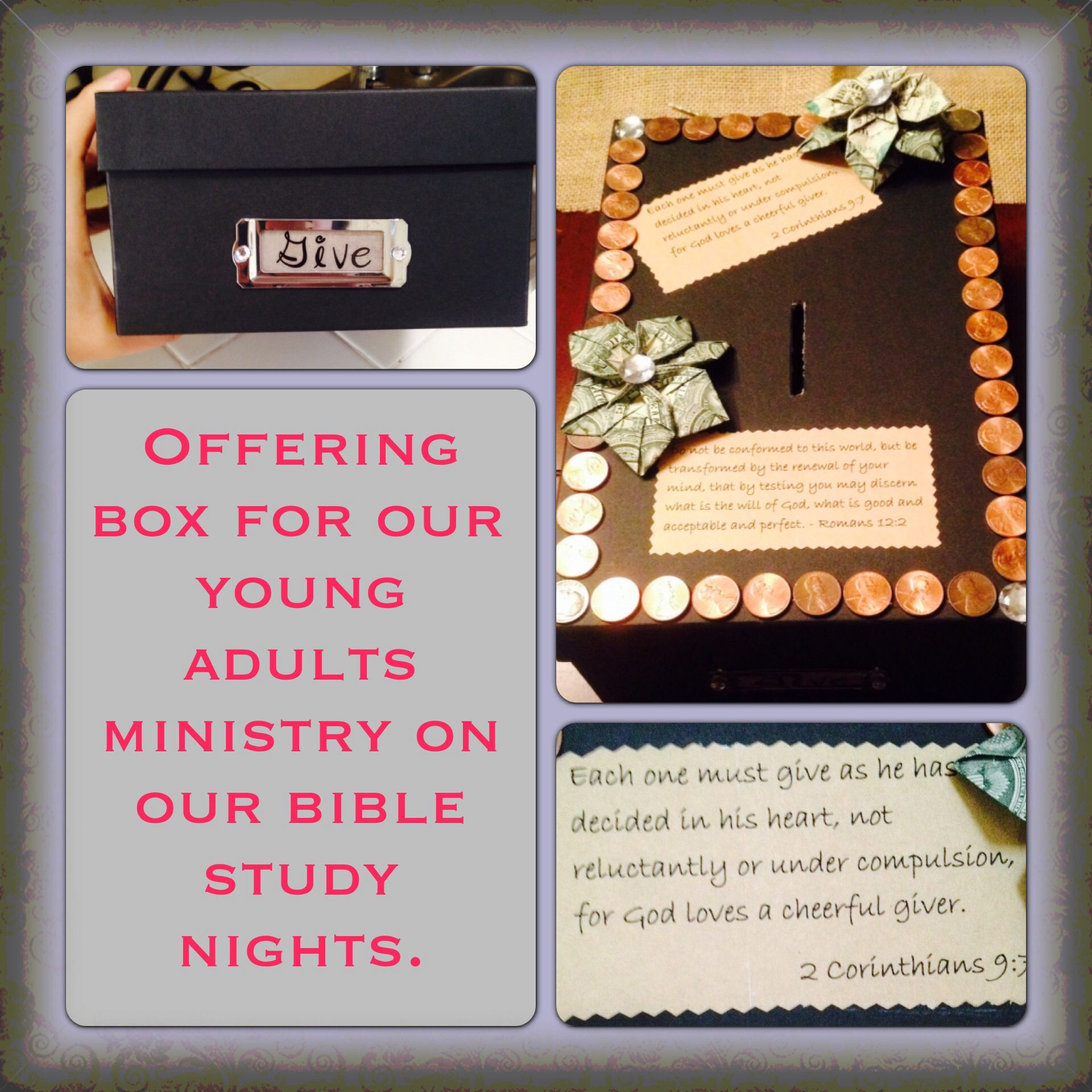 Small Group & Bible Studies - Group