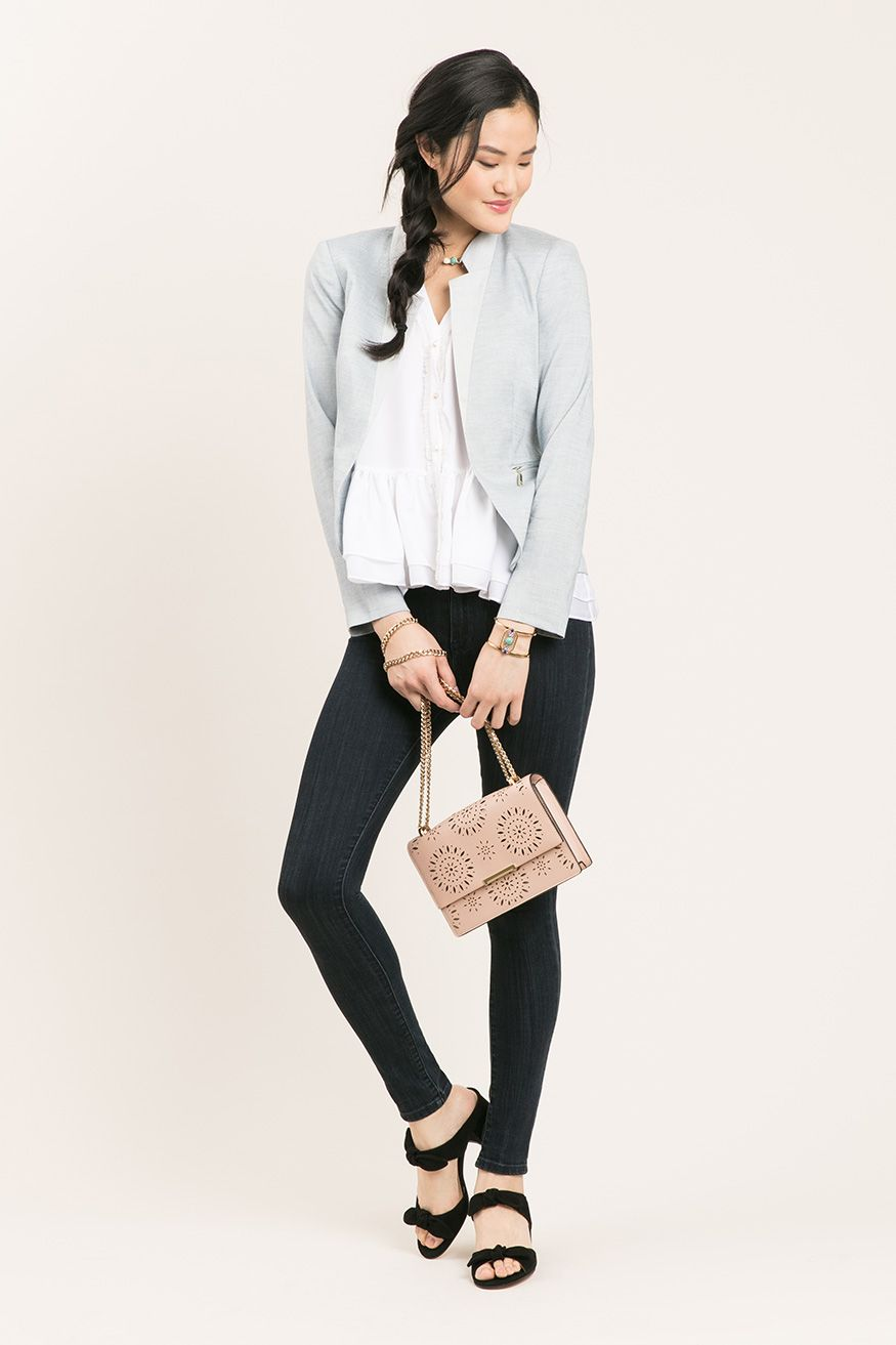 10 Pieces = 20 Work Looks to Wear Through May