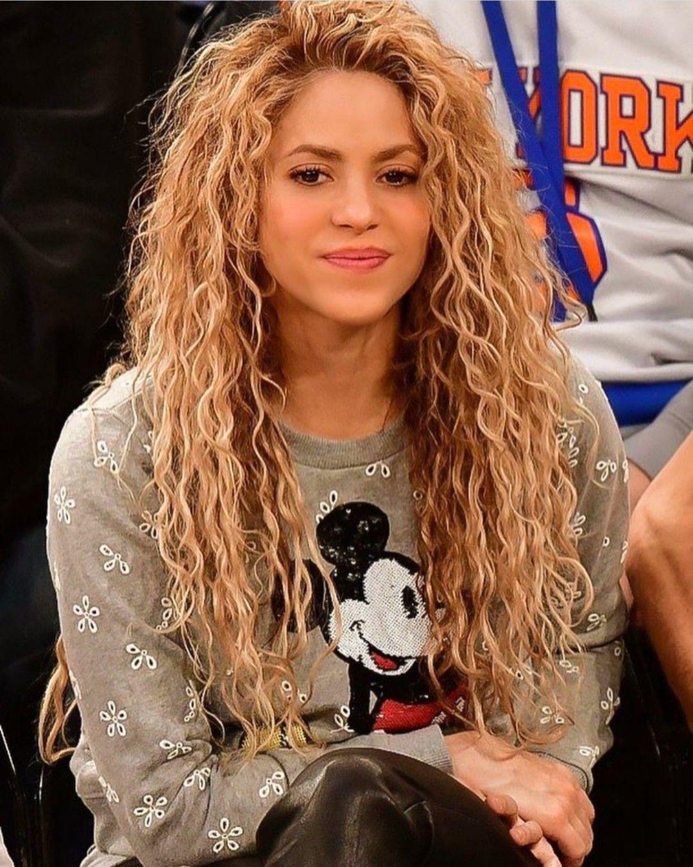 Shakira Hair Lorde Hair Long Hair Perm