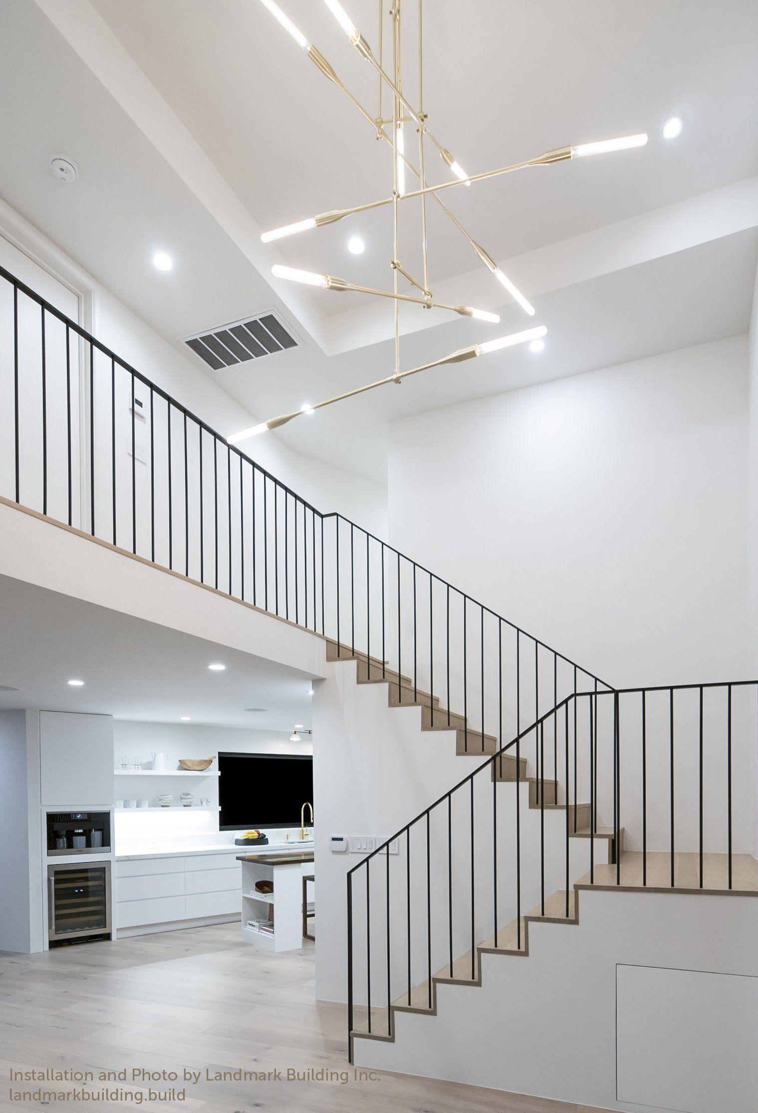 Lighting Basement Washroom Stairs: C L I E N T : L A S - L O M A S In 2019