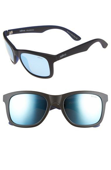 bfd8f49091 Revo  Huddie  Polarized 54mm Sunglasses