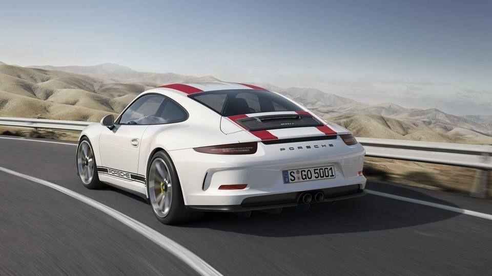Nuevo Porsche 911R, simplemente perfecto.   [5 de 7]