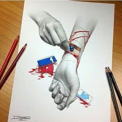 Image result for man sad alone sorrow pain heartbroken painting art