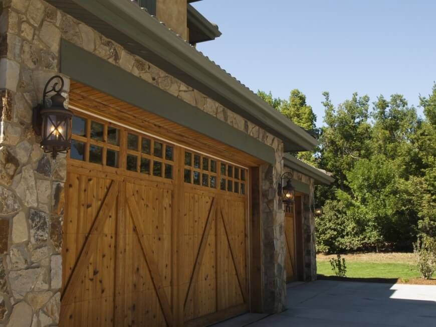 60 Residential Garage Door Designs Pictures With Images Garage Door Design