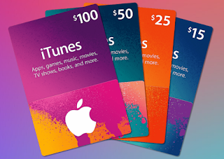 Itunes Gift Cards 2019 Itunes Gift Cards Itunes Card Free Itunes Gift Card