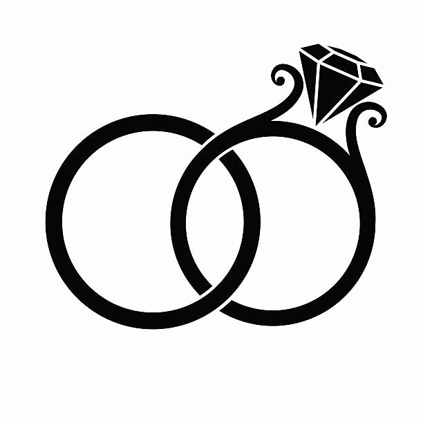 Wedding Rings Clipart New Royalty Free Wedding Ring Clip Art