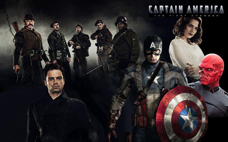 Captain America: The First Avenger in 3D 2011 Full Length Movie