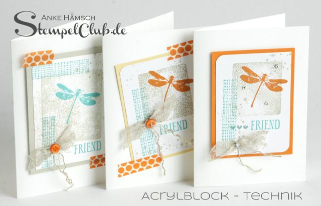 Stamp Club, Stampin up, Awesomely Artistic, By the Seashore, card, butterfly greeting, stamping techniques, Big Shot