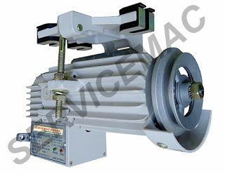 Servicemac equipamentos têxteis.: Motor eletronico para maquina de costura