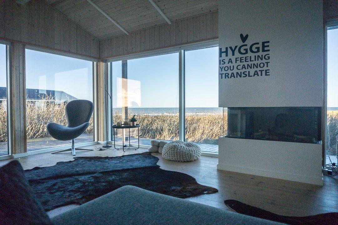Ferienhaus mit Meerblick an der Nordsee in 2020