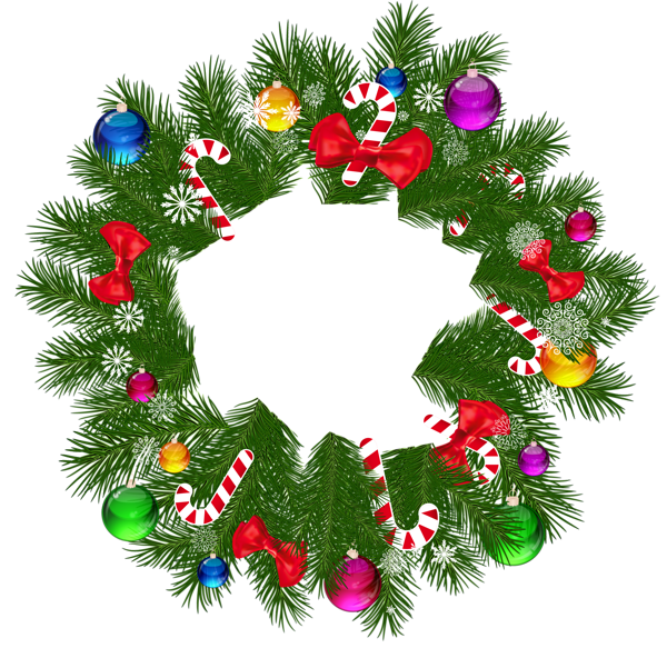 Christmas Wreath Png Picture Christmas Wreaths Christmas Illustration Christmas Wreath Clipart