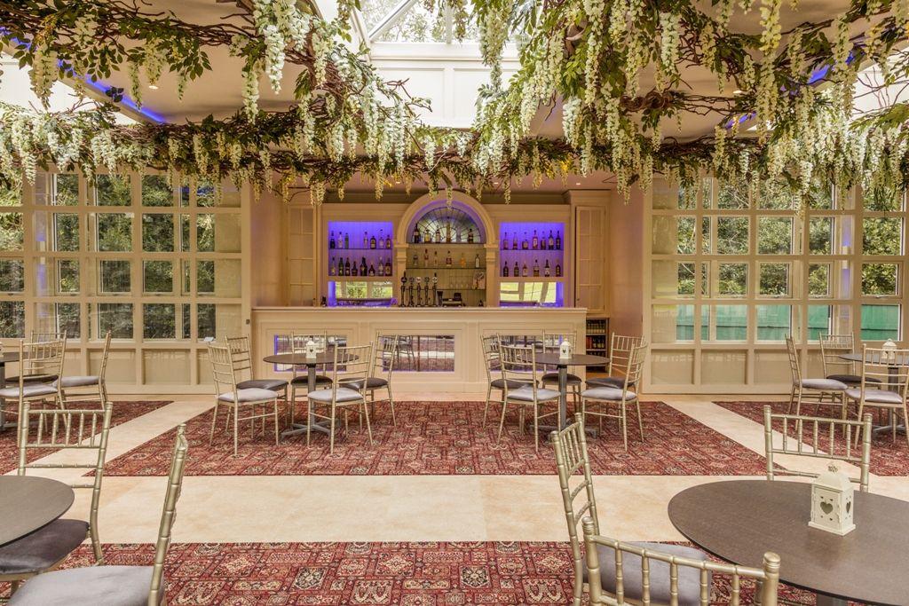 Fabulous new Orangery at the Maryborough Hotel
