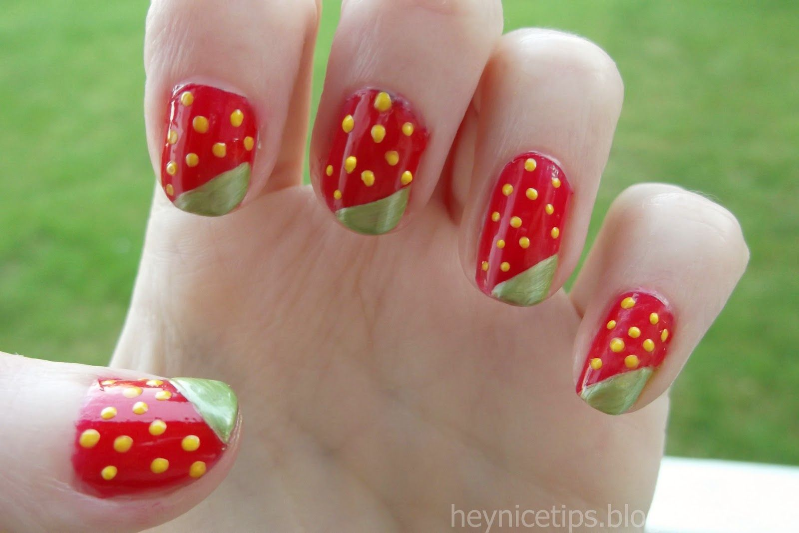 Nail Art Designs Few As You Want And This Is The Finished