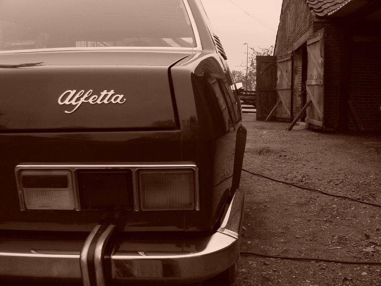 Alfetta Romeo