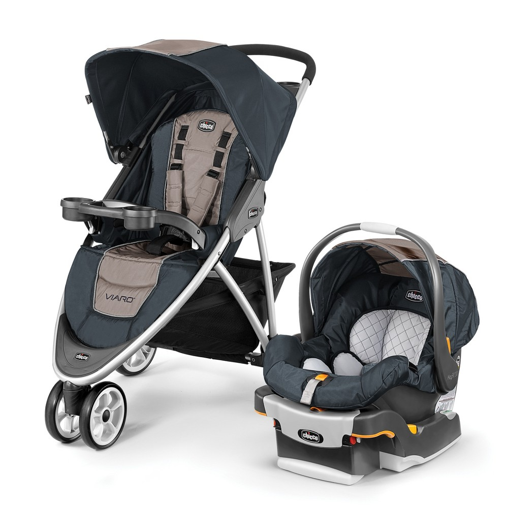 Chicco Viaro Travel System Nordic Baby car seats
