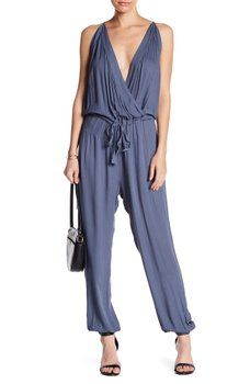b124242240c7 YFB Clothing - Rodney Sleeveless Jumpsuit