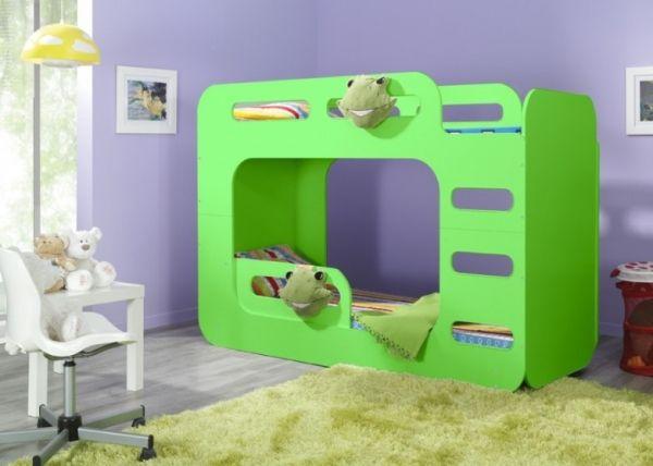 Etagenbett Luca 2 Bewertung : Das etagenbett luca für in grün