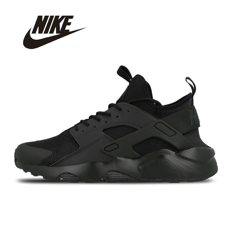 0611e86ac2bba NIKE Original Nouvelle Arrivée Hommes HUARACHE COURENT ULTRA Chaussures de  Course Respirant Chaussures Super Léger Pour Hommes  819685 819686