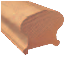 Best Crown Heritage 6310P Handrail From Waybuild Beautiful 640 x 480