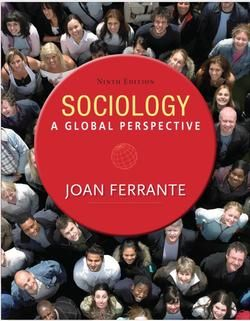 Sociology A Global Perspective 9th Edition