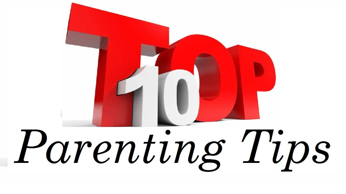 Top  Parenting Tips  Letters Of Advice  Encouragement